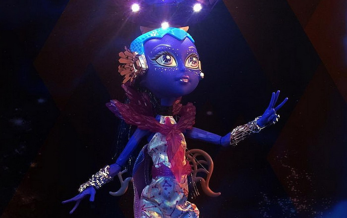 Кукла Астранова Монстер Хай — пришелица из космоса.