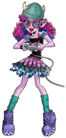 Эта девочка — дочь тролля и поклонница компьютерных игр.