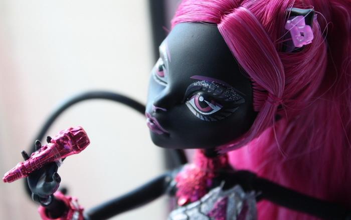 Обзор куклы Кети Нуар.