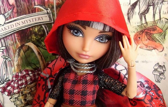 Фото базовой куклы Сериз Худ.