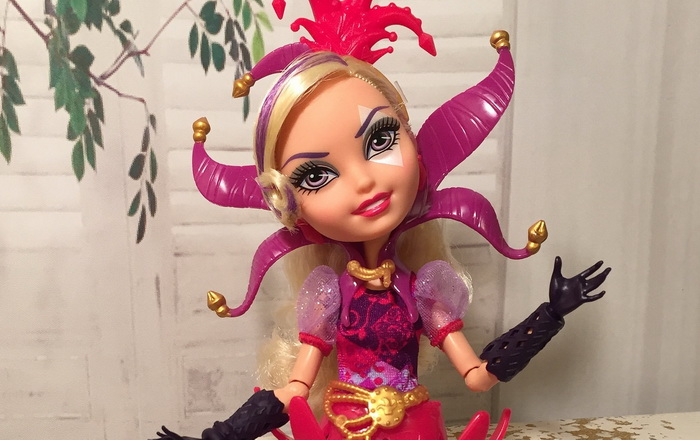 Фото куклы Картли Джестер Дорога в Страну чудес.