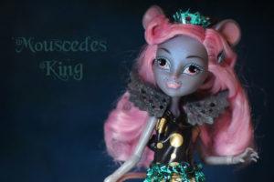 Мауседес Кинг — крысиная принцесса, которая любит танцевать
