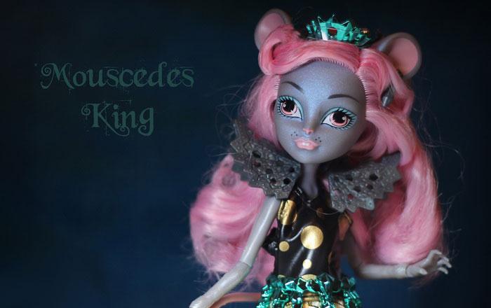 Кукла Мауседес Кинг Бу Йорк.