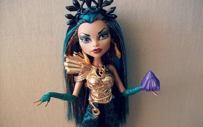 Купить куклу Нефера де Нил Бу Йорк.