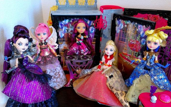Куклы серии День коронации.
