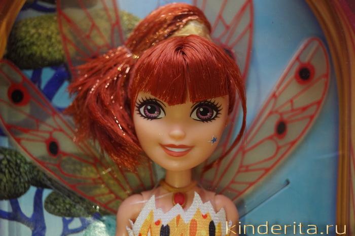Кукла-эльф Юко — лучшая подруга Мии в Сентопии.