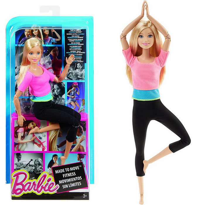 Кукла Барби Безграничные движения