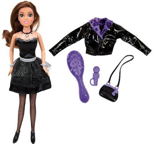 Музыкальная кукла Девочка-вампир.