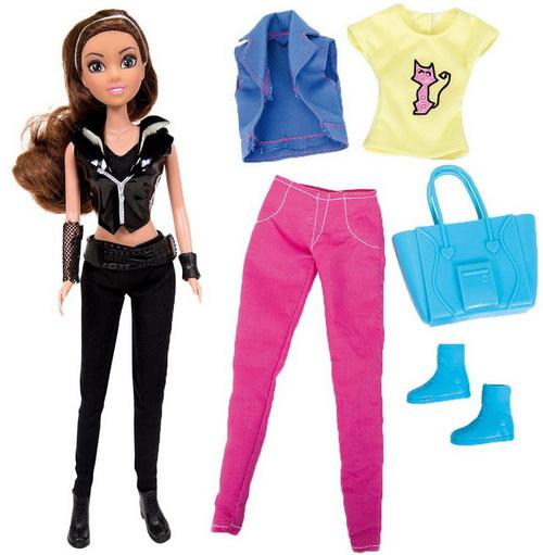 Кукла Дейзи с двумя комплектами одежды.