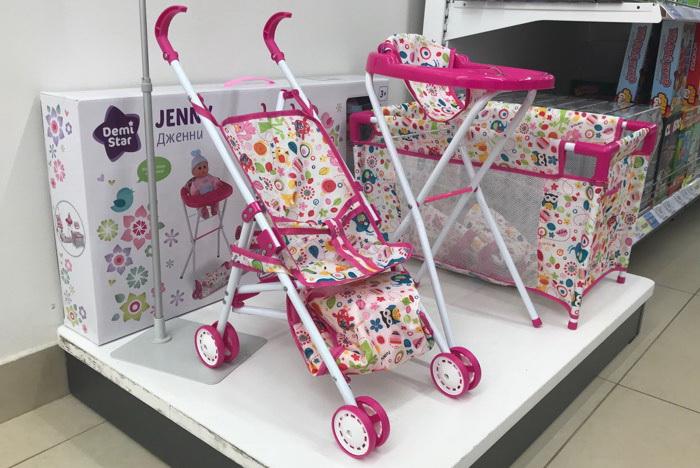 Как выбрать кукольную коляску?