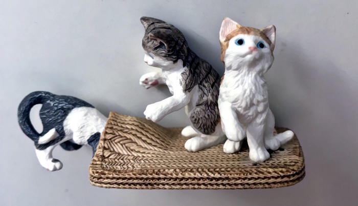 Три котёнка от Шляйх.