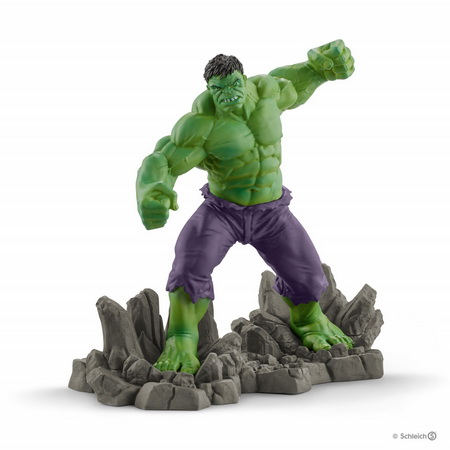 Зелёный великан Халк от Шляйх.