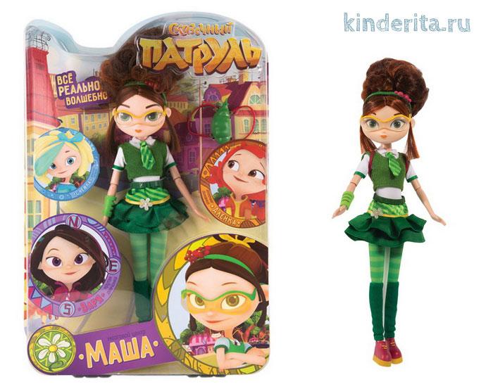 Базовая кукла Маша.