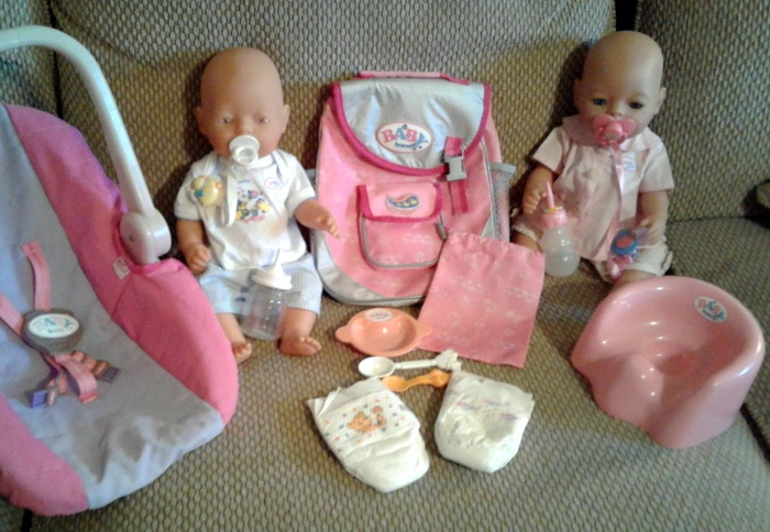 Кукла 1991 года.