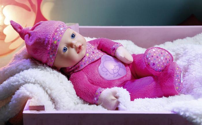 Кукла для засыпания.