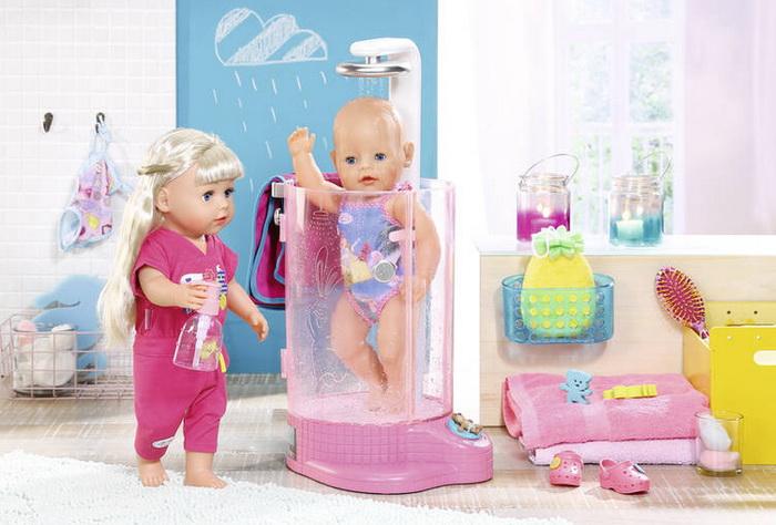 Давайте же мыться, плескаться!