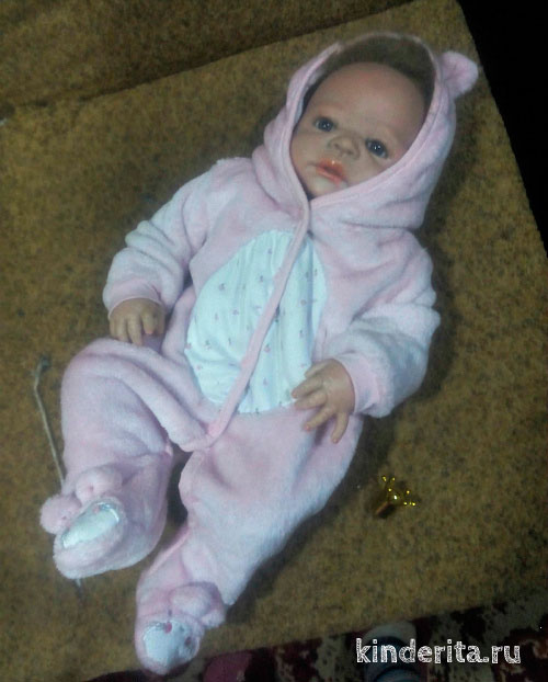 Кукла младенец Реборн.