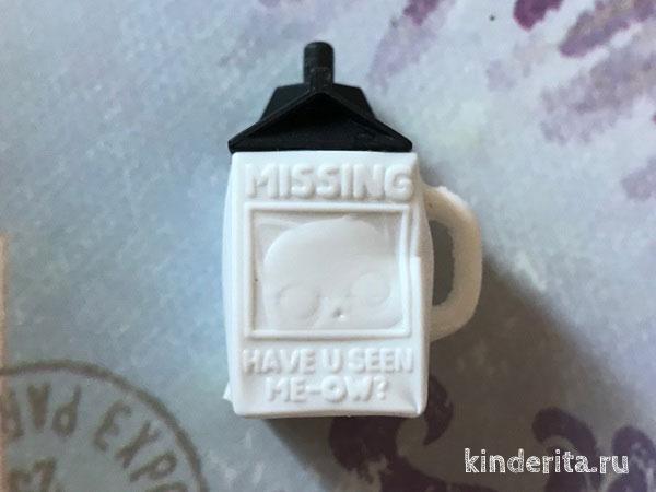 Бутылочка для куклы ЛОЛ в шаре Конфетти.