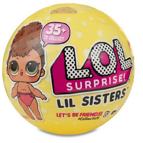 L.O.L. младшие сестрёнки третья серия.