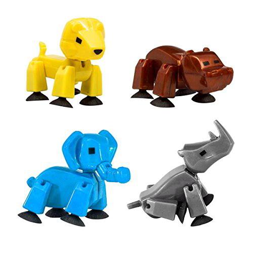 Животные из сафари-парка.
