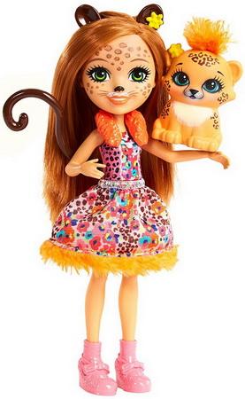 Куколка Чериш Гепарди.