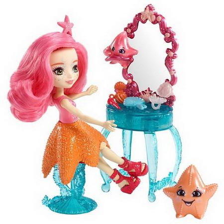 Кукла Старлинг и морские звёзды.