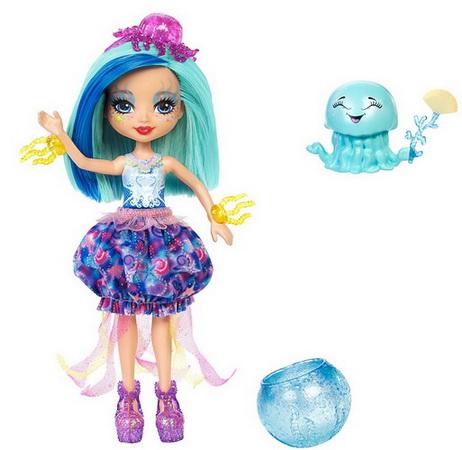 Кукла Джесса и медуза.