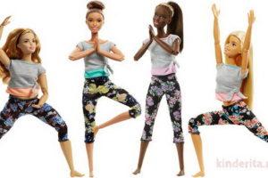 Новые куклы Барби «Безграничные движения-2»