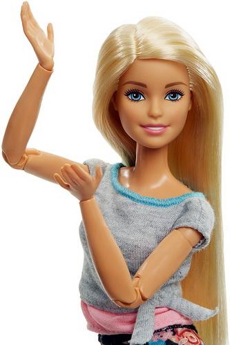 Стандартная кукла Барби Йога.