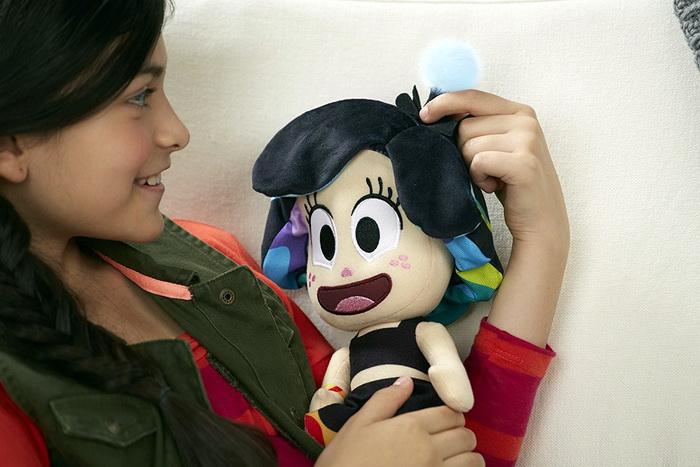 Интерактивная кукла Ханазуки.