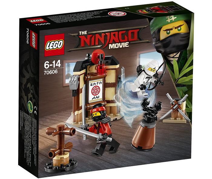 Набор Лего 70606.