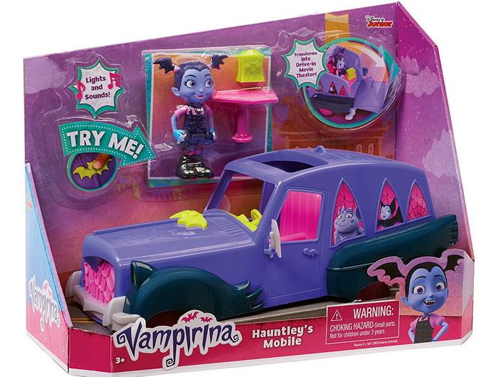 Автомобиль Вампирины Хаунтли.