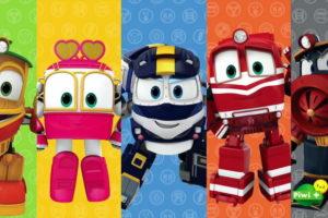 «Роботы поезда» и всё, что вы хотели о них знать