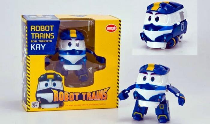 Игрушки «Роботы-поезда» можно купить на Aliexpress.