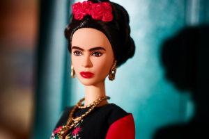 Фрида Кало стала куклой Барби