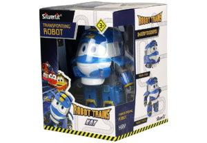 Купить онлайн роботов-поездов можно в интернет-магазинах.