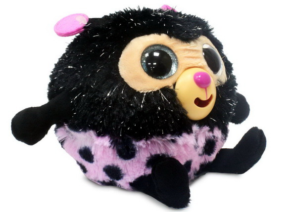 У дразнящейся божьей коровки есть рожки.