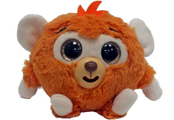 Хихикающая оранжевая обезьяна.
