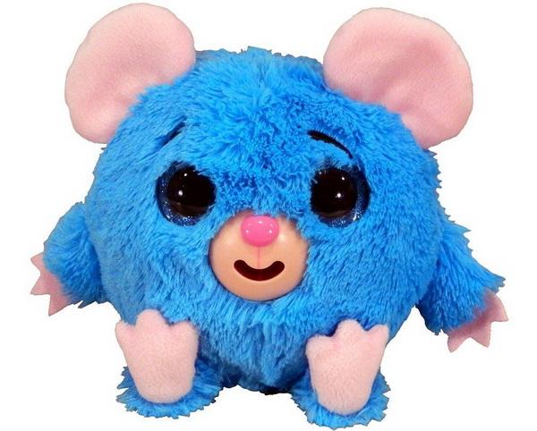 Голубой мышонок дразнюка.