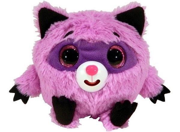 Фиолетовый енотик дразнюка zoo.