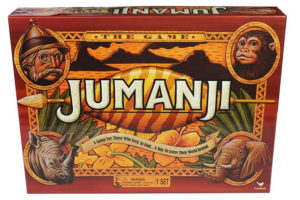 «Джуманджи» — для тех, кто ищет путь покинуть свой привычный мир