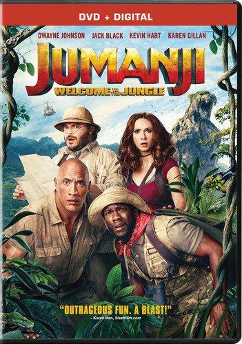 Римейк «Джуманджи» с Дуэйном Джонсоном.