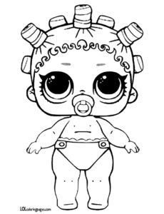 Lil Cosmic Queen кукла.