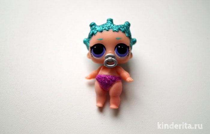 Кукла ЛОЛ Lil Cosmic Queen сестричка.