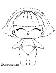 Кукла Lol Пранкерша.