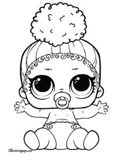 Кукла Тачдаун Лол.