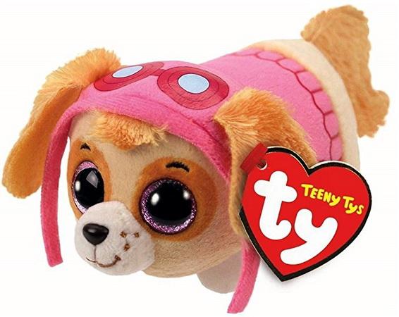 Мини-версия Скай из мультика «Собачий патруль».