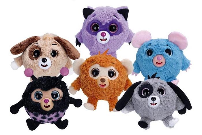 Плюшевые игрушки Дразнюки Zooka.