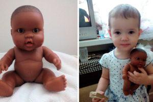 Ляна: «Наша первая кукла — негритяночка от Паола Рейна»
