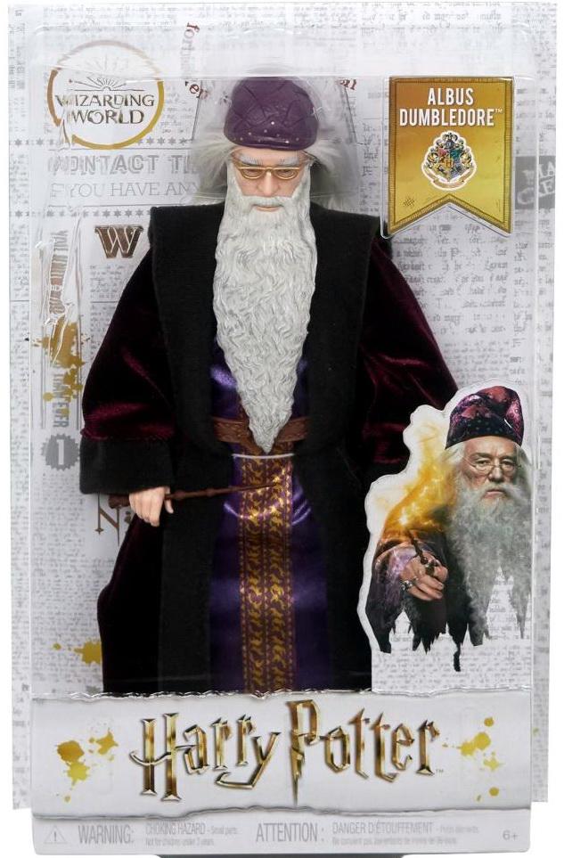 Директор школы чародейства и волшебства «Хогвартс».